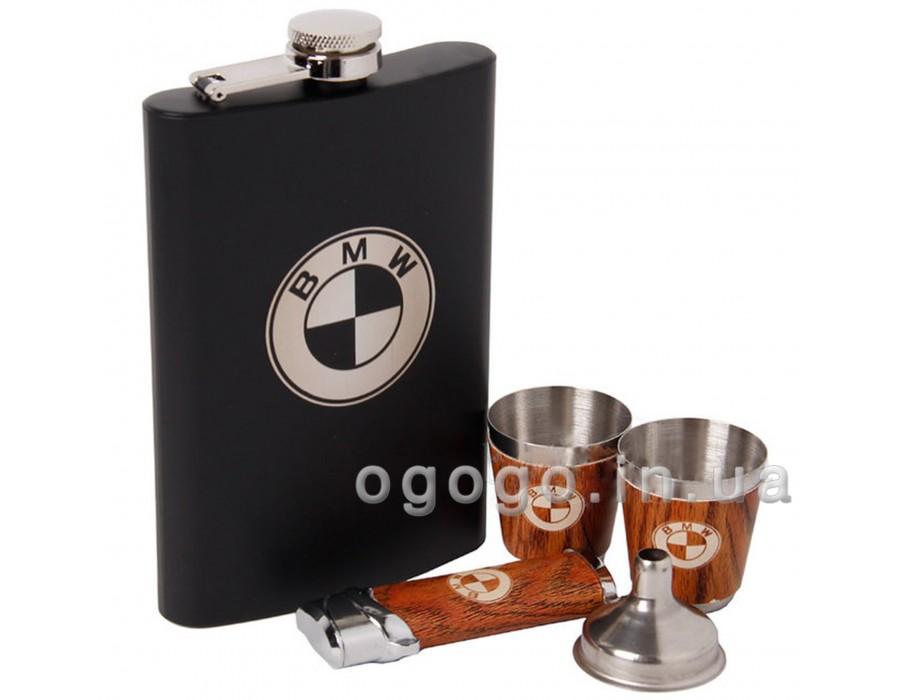 Подарочный набор с флягой BMW FL00073