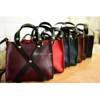 Женские кожаные сумочки ручной работы
