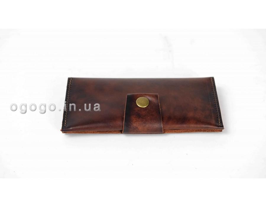 bca6ae2f7010 Кошелек из натуральной итальянской кожи k00021-9
