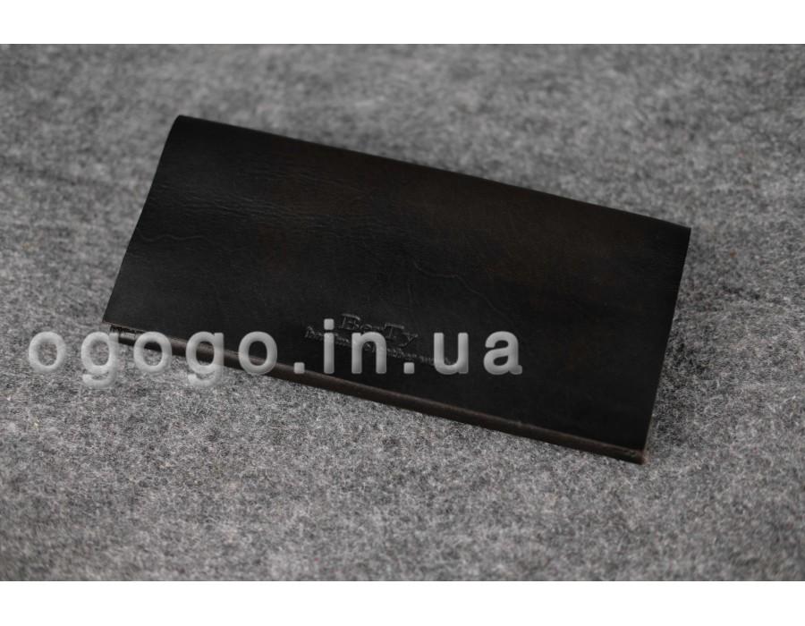 668e97a96944 Кошелек-клатч из натуральной итальянской кожи ручной работы K00025-11