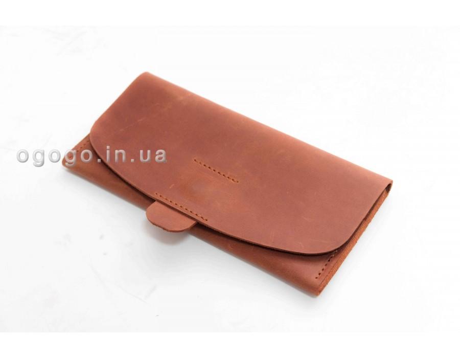 Женский кошелек натуральная кожа K00043-1