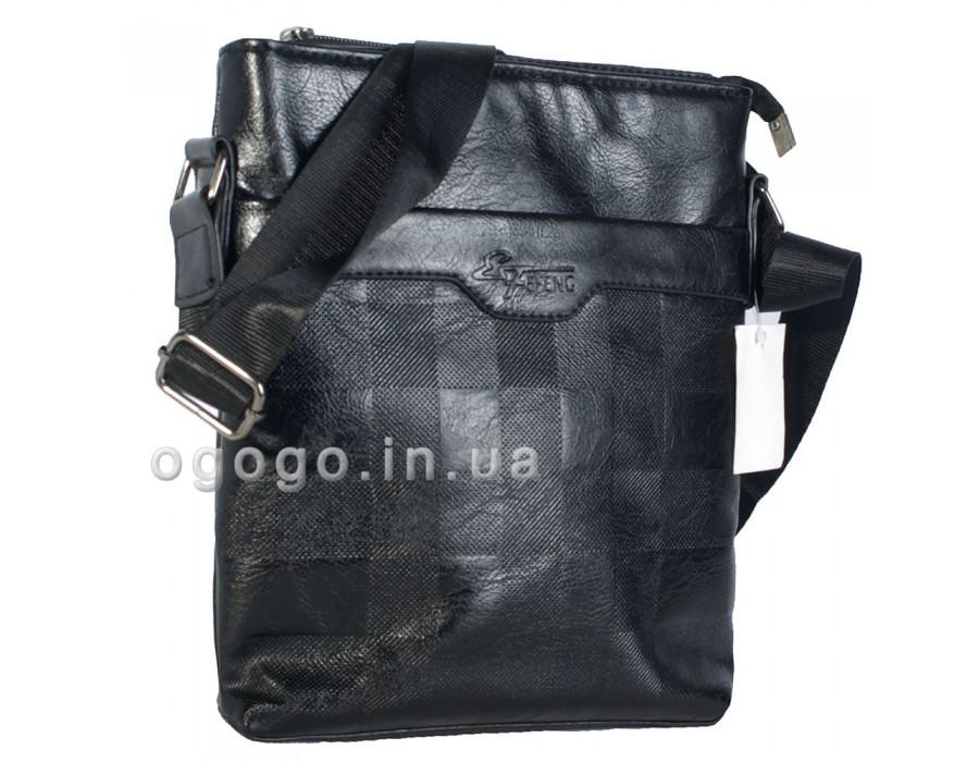 Черная сумка для документов MS00170