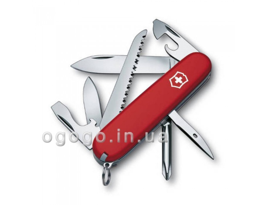 Складной нож Victorinox Hiker 1.4613 13 функций N00059
