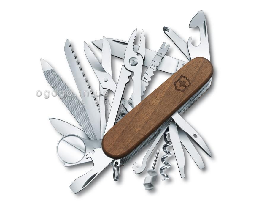 Перочинный нож Victorinox Swiss Champ 1.6791.63 29 функций N00063