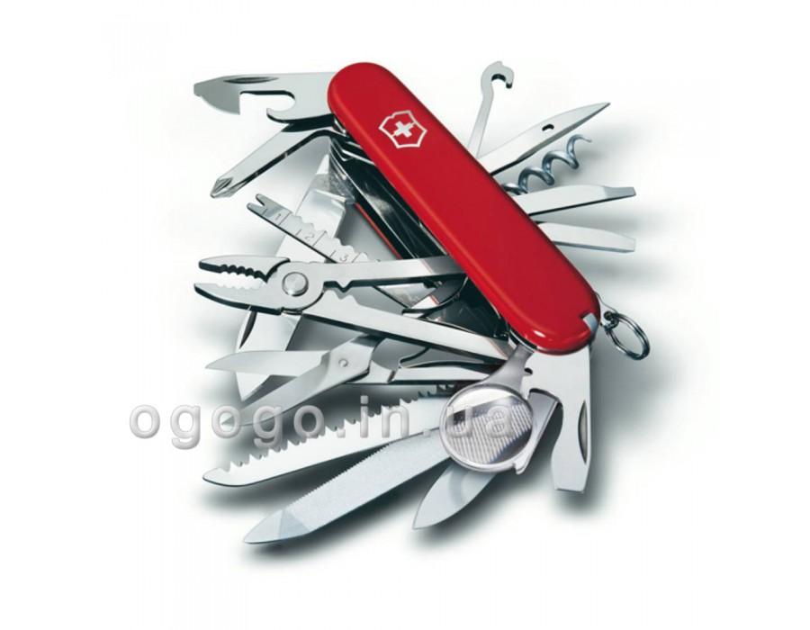 Складной нож Victorinox Swisschamp 1.6795 33 функции N00065