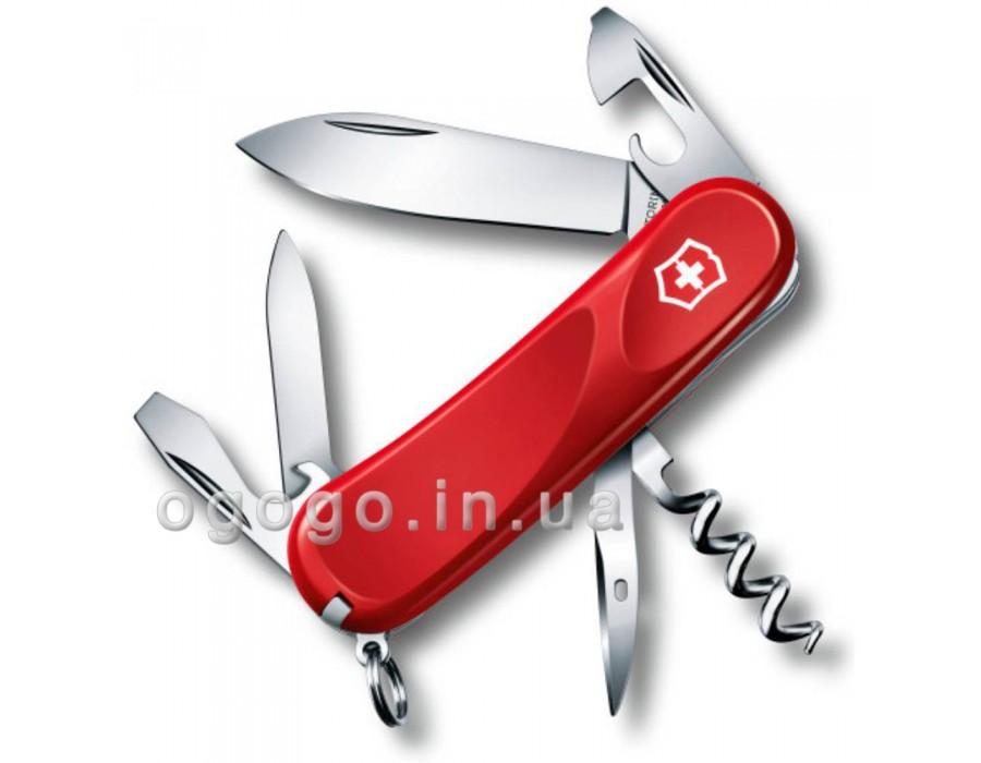 Перочинный нож Victorinox Evolution 10 2.3803.E 13 функций N00067