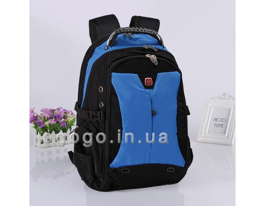 Хороший рюкзак свисгир синий R00035