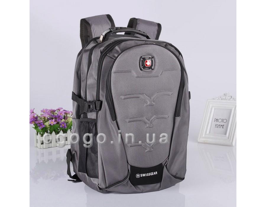 Swissgear серый городской рюкзак R00036