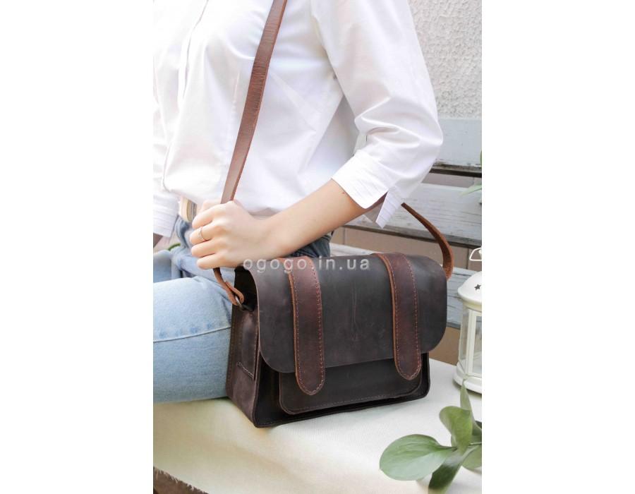 Женская сумочка из натуральной кожи T00013-4
