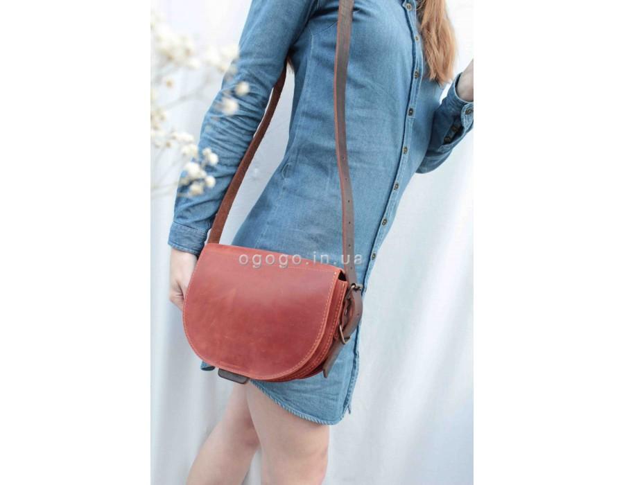 Женская сумочка из натуральной кожи T00019-2
